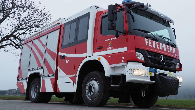 Rüstwagen (RW) Ruggell 2