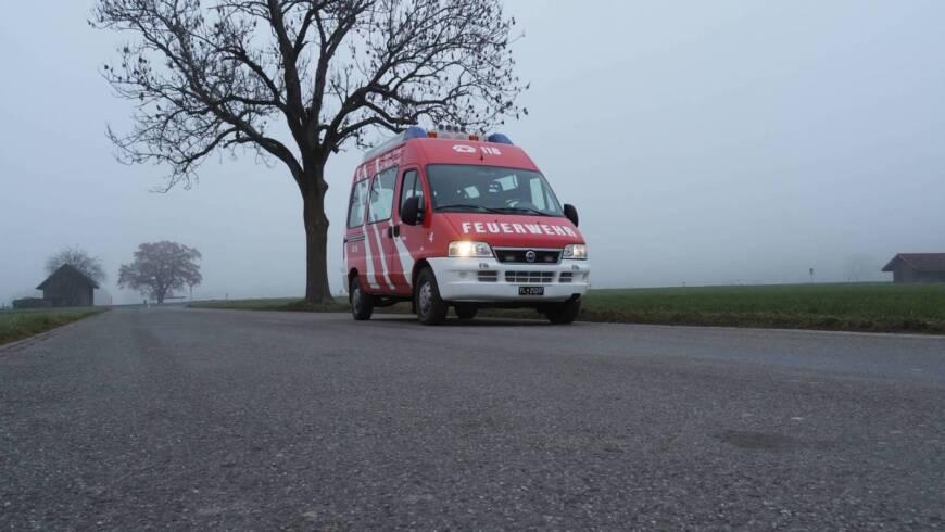 Mannschaftstransportfahrzeug (MTF) Ruggell 4